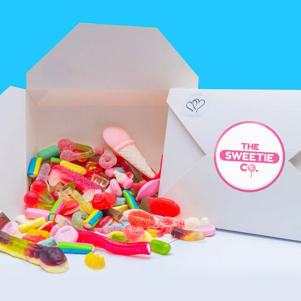 pick and mix box delivered online sweet shop