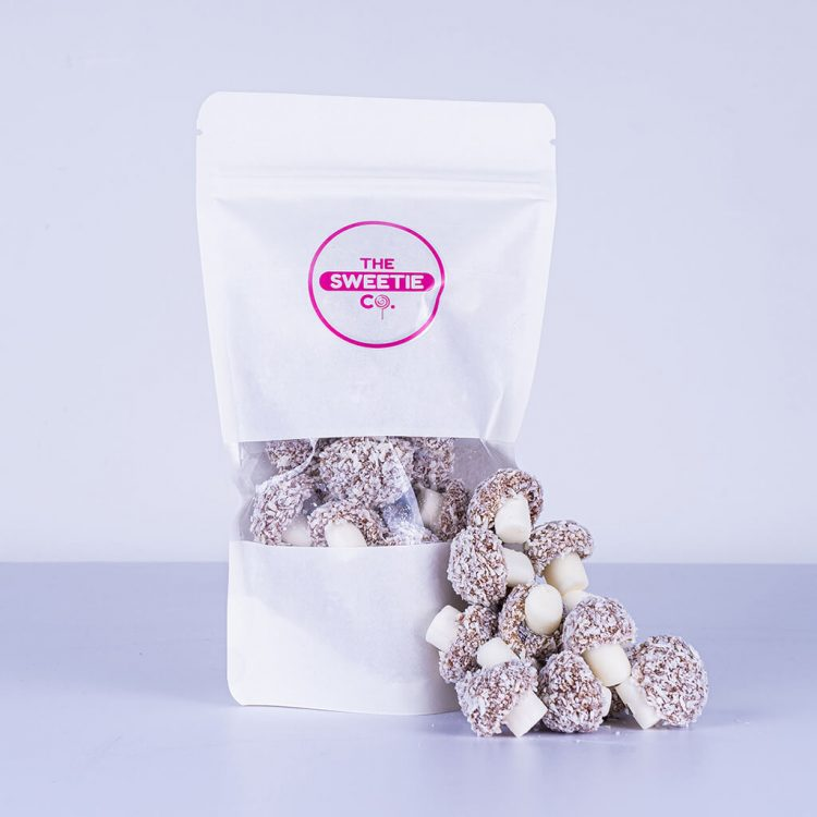 Coconut Mushrooms Sweet Pouch Online Delivery Shop