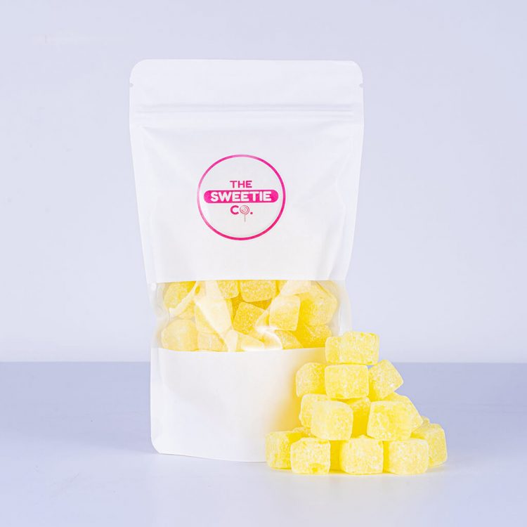 Pineapple Cubes Sweet Pouch Online Delivery Shop