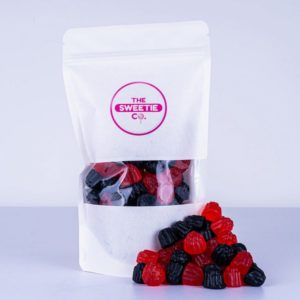 Black and Reds Sweet Pouch Online Delivery Shop