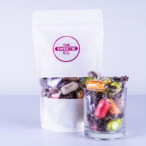 Chocolate Fruits Sweet Pouch Online Delivery Shop