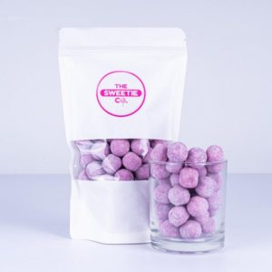 Blackcurrant Bonbons Sweet Pouch Online Delivery Shop