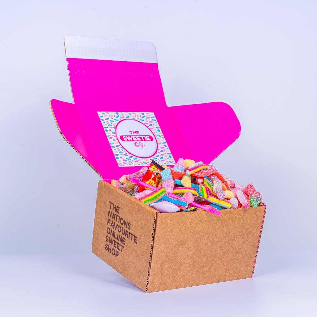 Mixed Build a Box delivered to your door