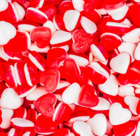 Love Hearts Build Your Own Pick and Mix Sweet Box Selection