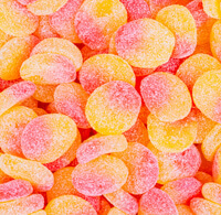 Fizzy Peaches Build Your Own Pick and Mix Sweet Box Selection
