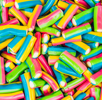 Rainbow Pencils Build Your Own Pick and Mix Sweet Box Selection