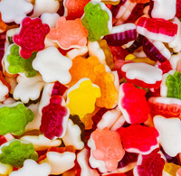 Fruity Frogs Build Your Own Pick and Mix Sweet Box Selection