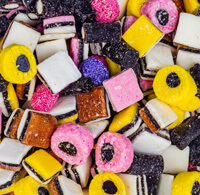 Liquorice Allsorts Build Your Own Pick and Mix Sweet Box Selection