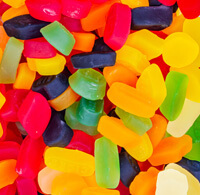 Wine Gums Build Your Own Pick and Mix Sweet Box Selection