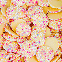 Vegetarian White Chocolate Jazzies Build Your Own Pick and Mix Sweet Box Selection