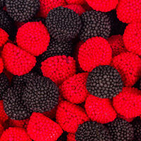 Black & Red Berries Build Your Own Pick and Mix Sweet Box Selection