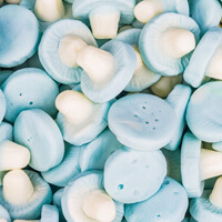 Bubblegum Mushrooms Build Your Own Pick and Mix Sweet Box Selection