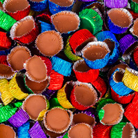 Vegetarian Chocolate Cups Build Your Own Pick and Mix Sweet Box Selection