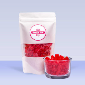 Cherry Lips Scented Floral Gums Pouch